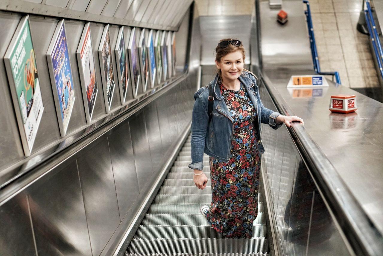 Najstarsze metro na świecie? LONDYŃSKIE
